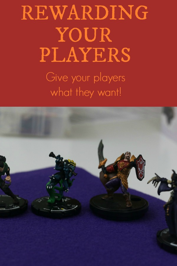 Give your players what they want!